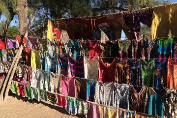 Tofo Beach Market